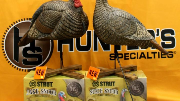 Cool Turkey Hunting Stuff from the 2014 NWTF Convention Preview Image