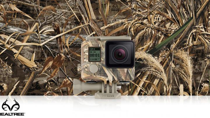 GoPro Camo Housing In Realtree Camo Preview Image