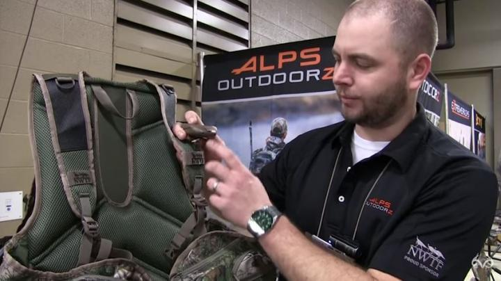 Video: ALPS Outdoorz Grand Slam Turkey Hunting Vest Preview Image