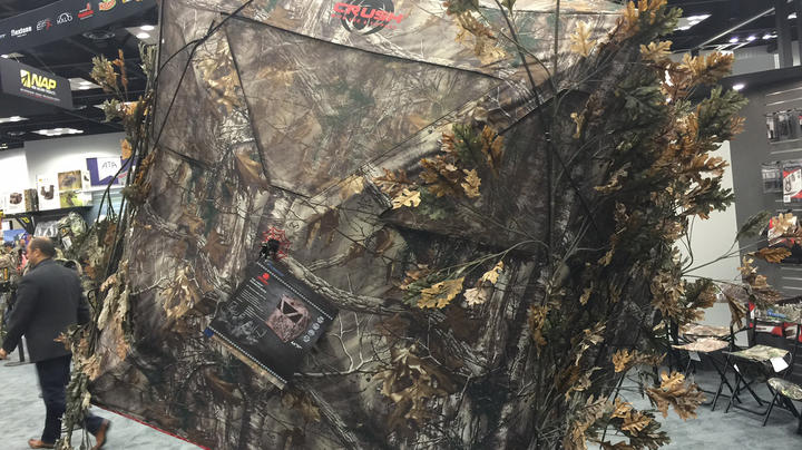 New Trail Cameras, Packs and Gear from the 2015 ATA Show Preview Image