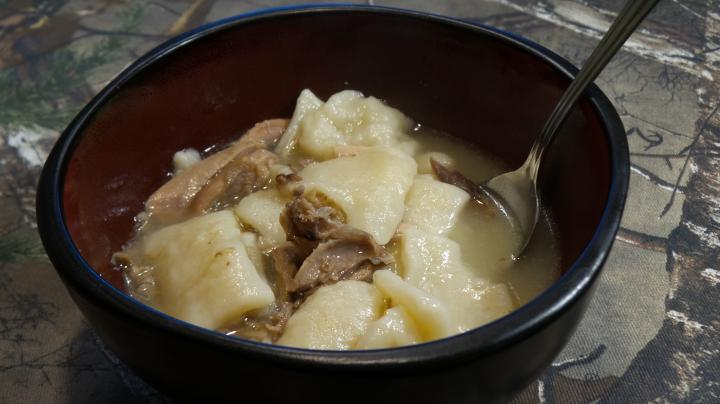 Old Fashioned Squirrel and Dumplings Preview Image