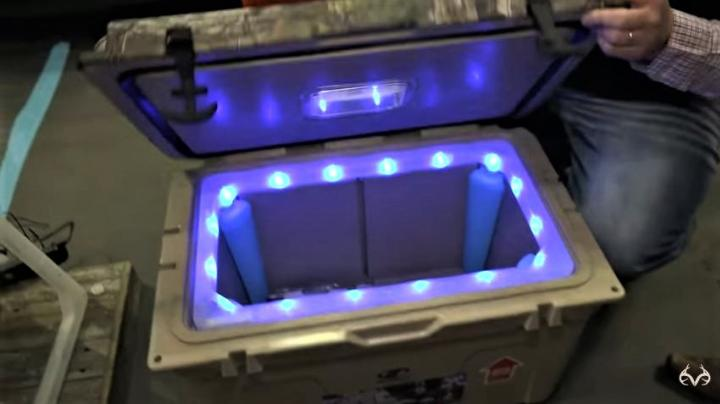 ATA Show Video: LiT Cooler in Realtree Xtra Green® Preview Image