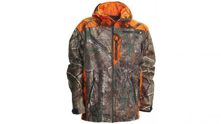 Swedteam Axton Camo Jacket In Realtree Xtra and AP Blaze Camo. Preview Image