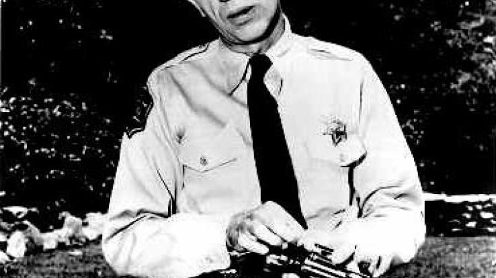 Barney Fife's Itchy Trigger Finger in Philadelphia Preview Image