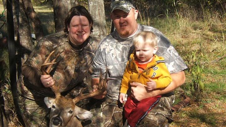 First Buck Friday: Jamie Norris, Weatherford, Texas Preview Image