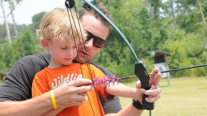 Bow-Up Against Breast Cancer 3-D Archery Shoot Surpasses Expectations Preview Image