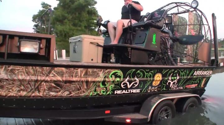 The Bowfishing Show: It's Back. Preview Image
