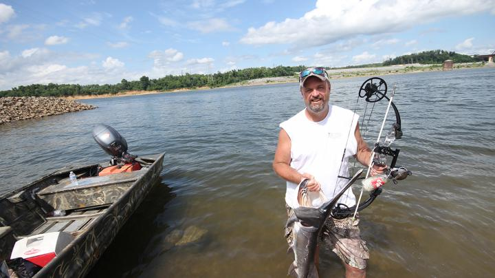 Bowfishing Show: Epic Tailrace Shooting Preview Image