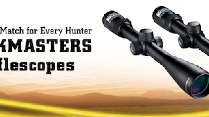Nikon Aims at Spring Shooting Instant Savings on Buckmasters' Riflescopes Preview Image