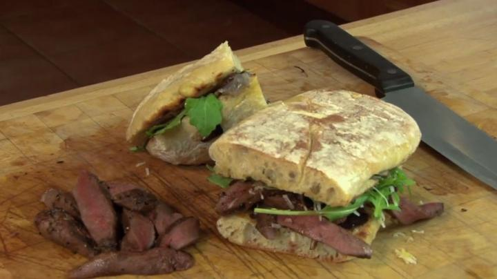 Wild Food: How To Cook Pigeon Ciabattas  Preview Image
