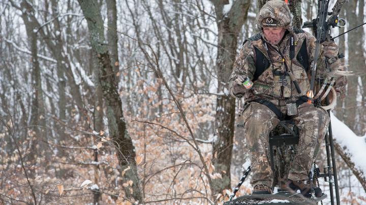How to Dress for Cold-Weather Bowhunting Preview Image