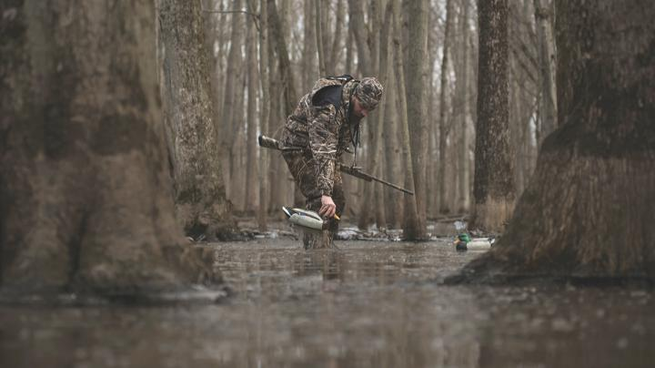 Recent Thaw Gives Hope to Southern Mississippi Flyway Hunters Preview Image