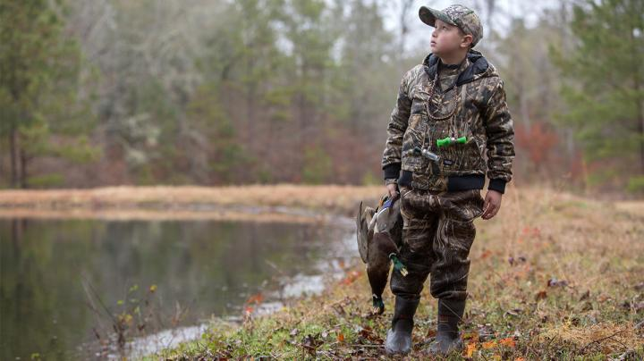 Delta Waterfowl First-Duck Pins Helping to Recruit Hunters Preview Image