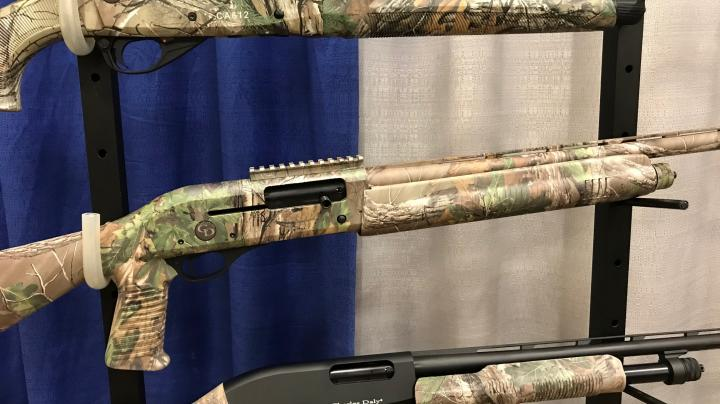 Charles Daly Shotguns in Realtree Camo from the NWTF Convention Preview Image