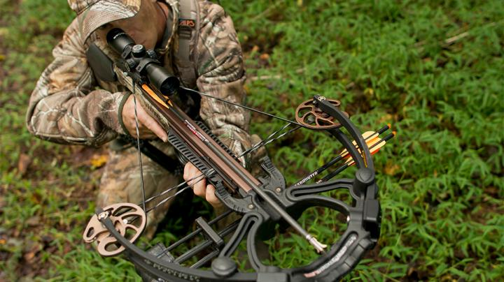 The First Turkey Hunting Crossbow Grand Slam Preview Image