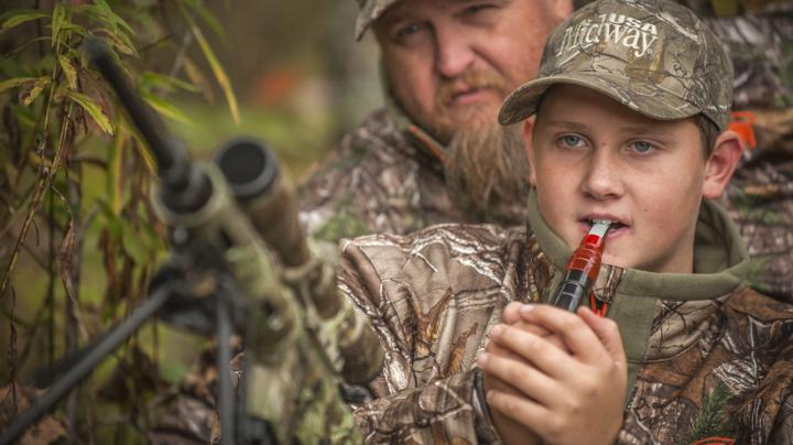 7 Reasons to Take a Kid Predator Hunting Preview Image