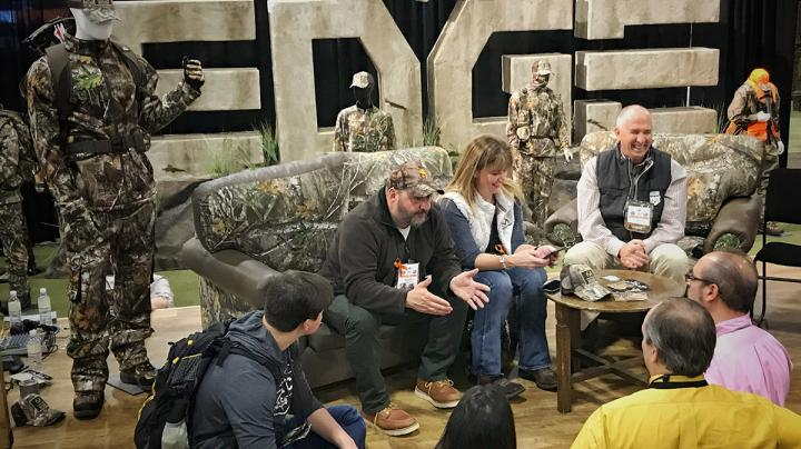 28 Great Photos from the SHOT Show Preview Image