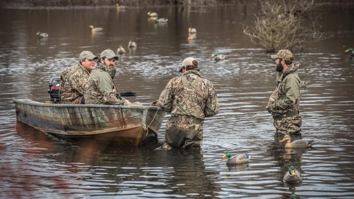 United in Pursuit: Waterfowl Hunting Crews Preview Image