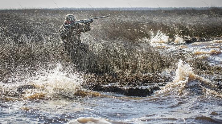 Waves and Minutes: A Duck Hunter's Peril Preview Image