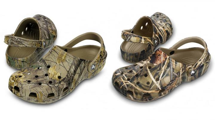 Realtree Xtra and Max4 Classic Croc Clog now available at Jelly Egg! Preview Image