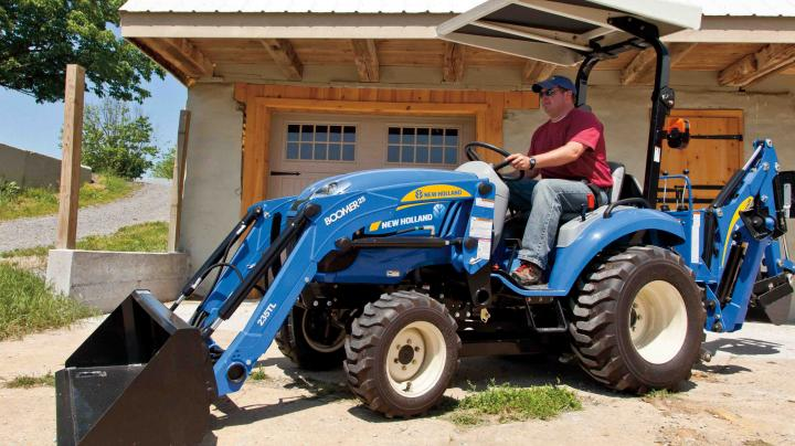 ATV vs. Compact Tractor for Food Plots Preview Image