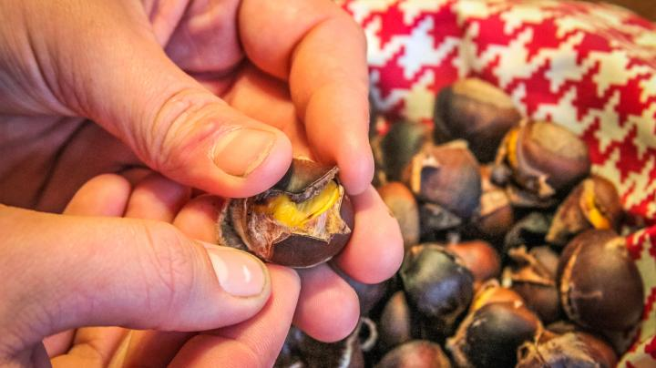 How to Roast Fresh Chestnuts Preview Image