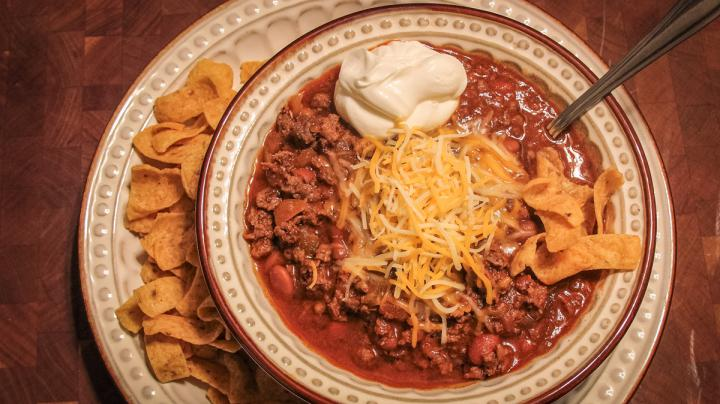 Contest-Winning Venison Chili Recipe Preview Image