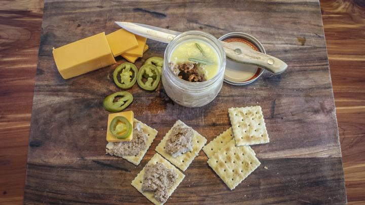 Old Fashioned Venison Potted Meat Recipe Preview Image