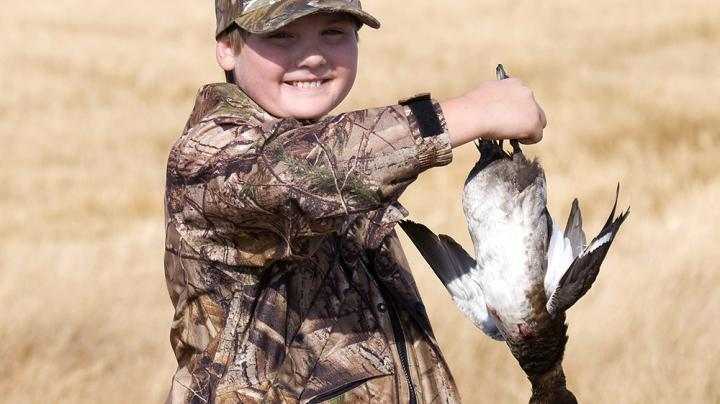 Tips for Introducing Youngsters to Waterfowl Hunting Preview Image