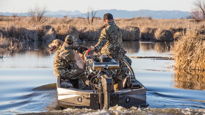 Pacific Flyway Hunters Struggle in Lull Preview Image