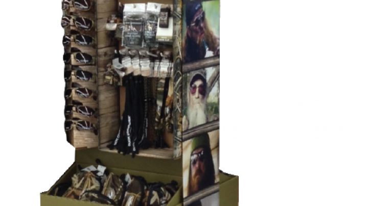 Realtree MAX-4® Sunglasses and Duck Commander® Accessories Now at Walmart Preview Image