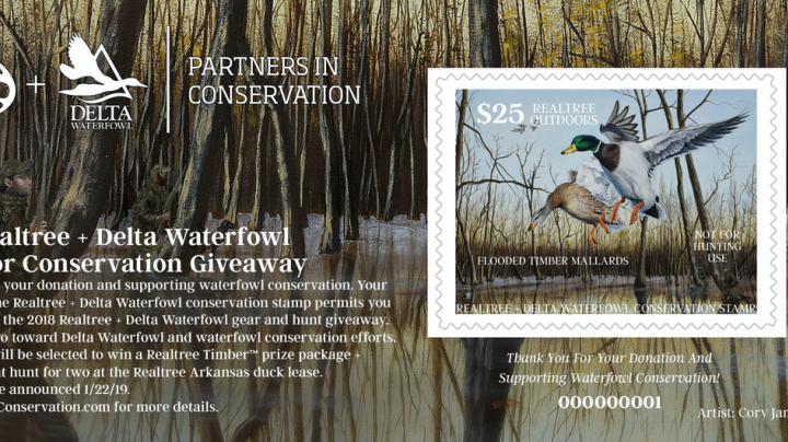 Realtree, Delta and Partners Hunt for Conservation Preview Image
