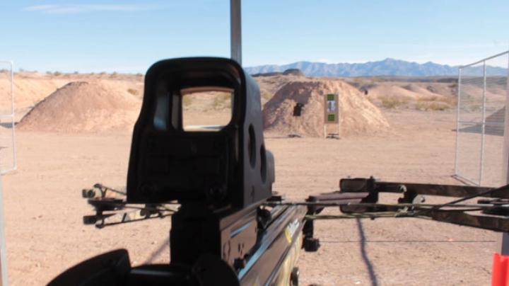 Realtree at SHOT Show 2013: EOTech XBow Crossbow Sight Review Preview Image