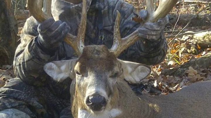Evan Lammie's Record Typical Ontario Bow Buck Preview Image