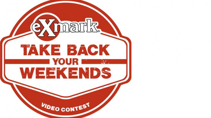 Exmark Announces Take Back Your Weekends Video Contest Preview Image
