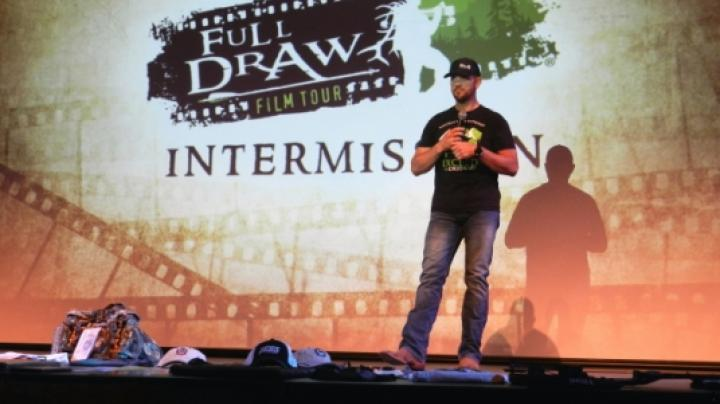 The Full Draw Film Tour Experience Preview Image