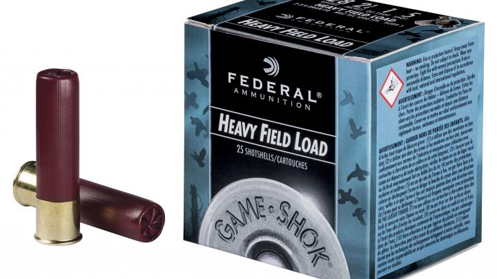 New 28-Gauge Shotgun Loads from Federal Ammunition Preview Image