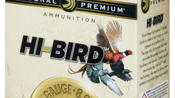 Federal Premium Adds Options for Hi-Bird Upland Shotshells Preview Image