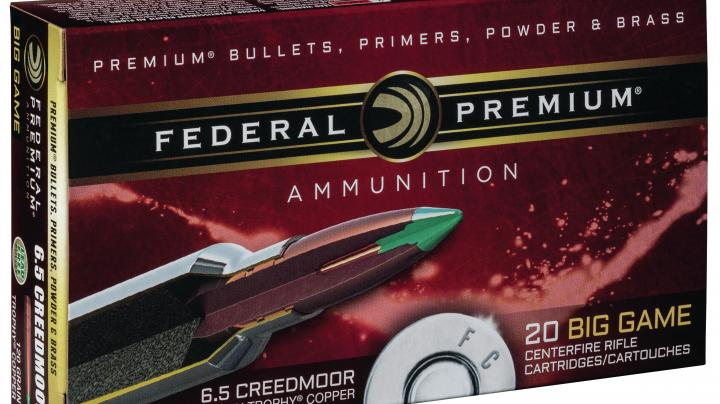 Two New Big Game Cartridges from Federal Premium Preview Image