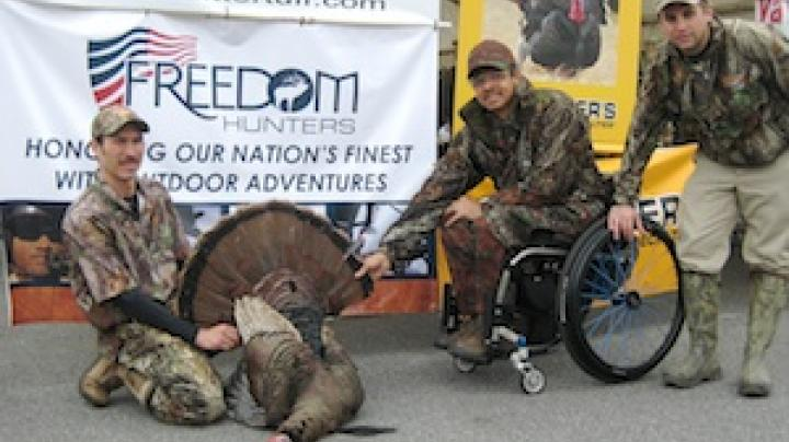 Let's Give the Gift of the Outdoors to Our Disabled Veterans Preview Image