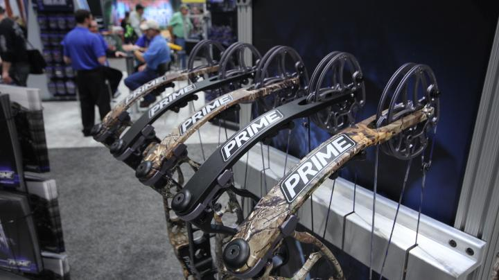 New Bows, Sights and Rests from the 2014 ATA Show Preview Image