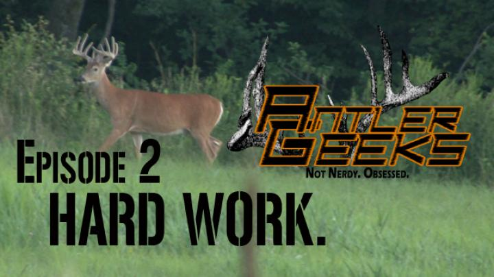 ANTLER GEEKS: Episode 2, Hard Work Preview Image