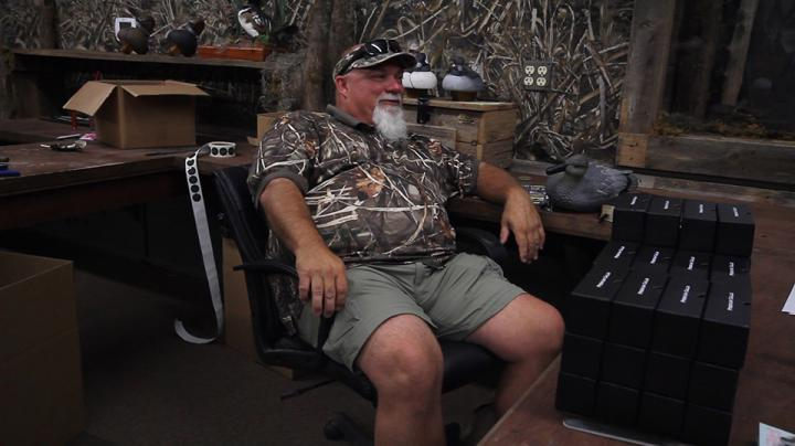 Duck Commander Behind the Scenes: Godwin on Decoys Preview Image