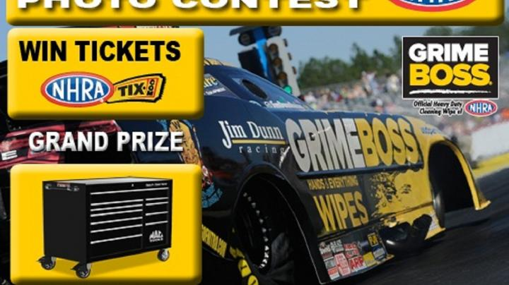 True Grime Stories of the NHRA Contest Preview Image