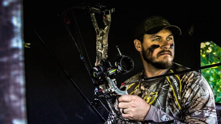 How to Shoot a Bow from a Ground Blind  Preview Image