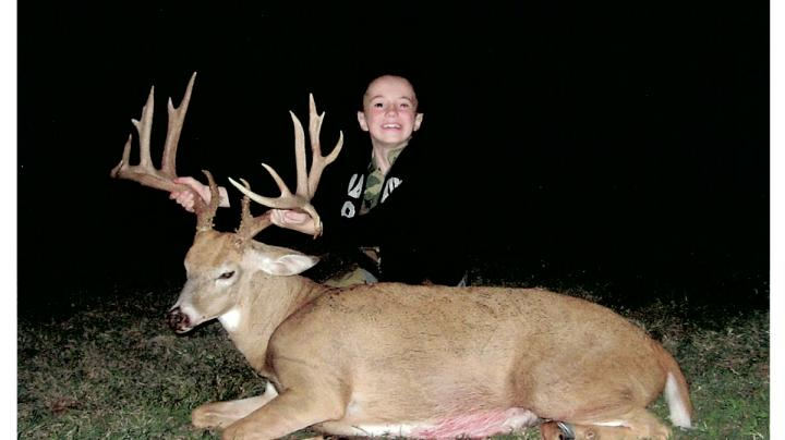 Rack Report: A 9-Year-Old's 180-Incher Preview Image