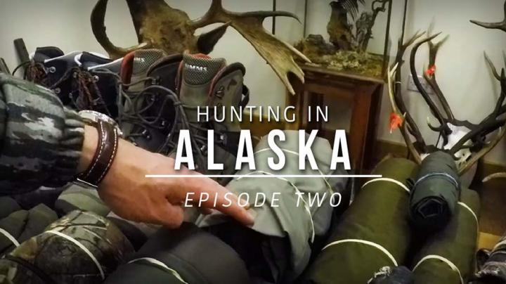 Alaska Video Diaries - Episode 2: The Essential Equipment Preview Image