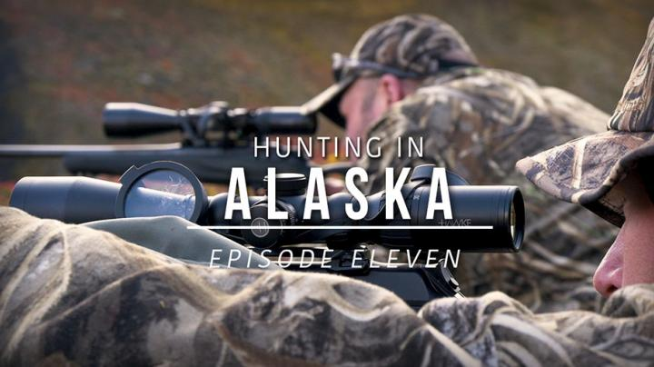 Hunting in Alaska - Episode 11: Hunting Grizzly Bear and Barren Ground Caribou Preview Image