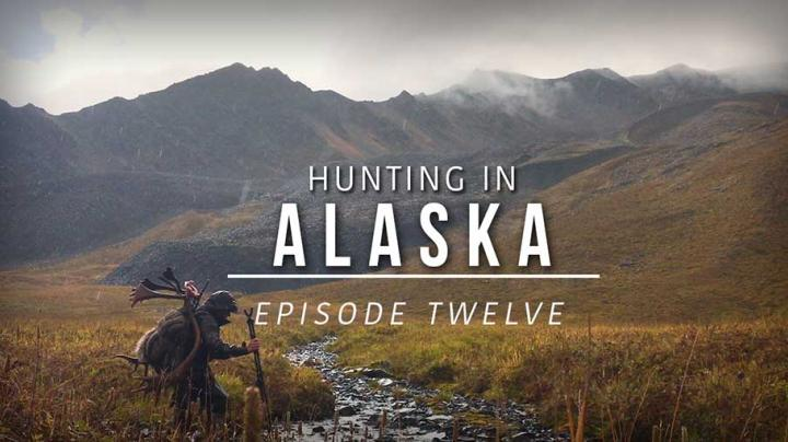 Hunting in Alaska - Episode 12: Hunting Grizzly Bear and Caribou in Alaska: The Big Pack Out Preview Image