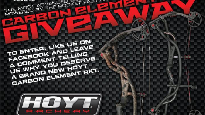 Hoyt Archery Facebook Contest Preview Image